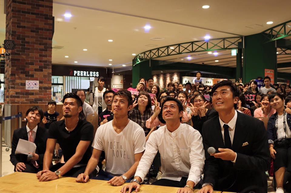 9月19日開催 玉田圭司選手トークショーレポート