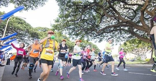 マラソン完走のための「コアバランスストレッチ